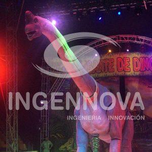 Ingennova-Dinosaurio-Robot-Animatronico-Brachiosaurio