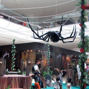 Araña Viuda Negra Insectos Animatrónicos Robots