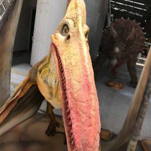 Pteranodon Dinosaurio Robot Animatrónico